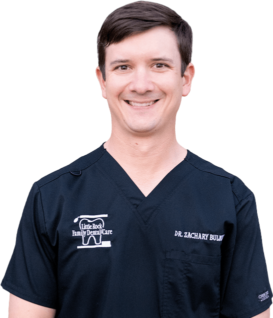 Little Rock dentist Doctor Zach Bulmanski