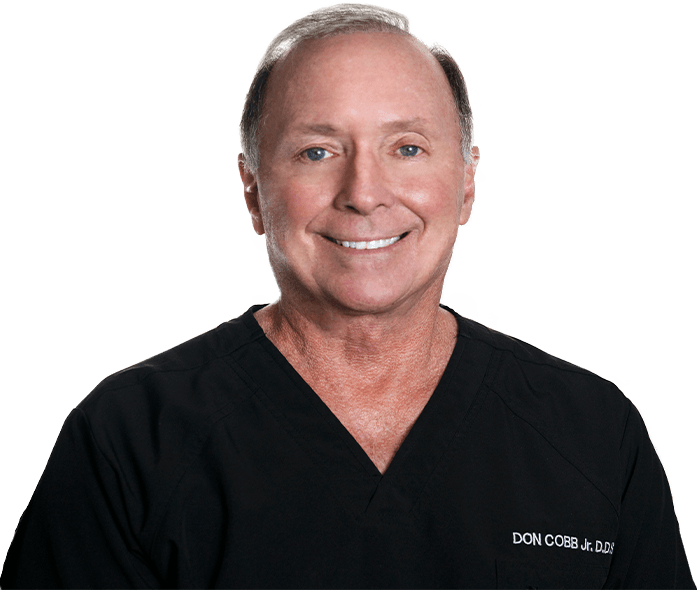 Little Rock dentist Doctor Don Cobb