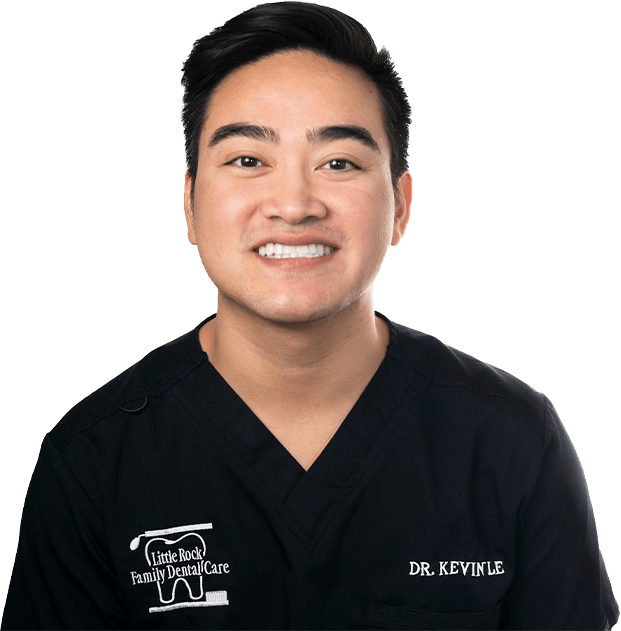 Little Rock dentist Doctor Kevin Le